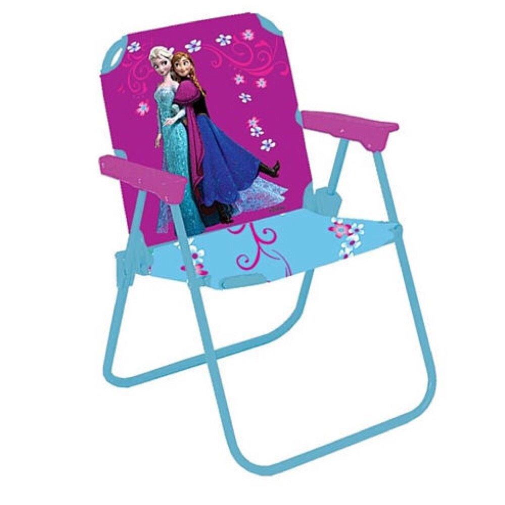 Amazon.com Disney Frozen Anna u0026 Elsa Toddler Folding Patio Chair - 21  Kitchen u0026 Dining  sc 1 st  Amazon.com & Amazon.com: Disney Frozen Anna u0026 Elsa Toddler Folding Patio Chair ...