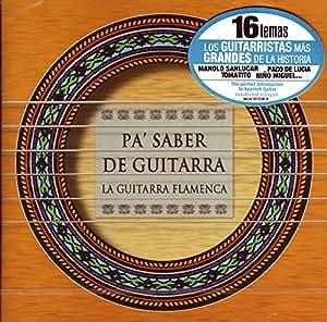 Pa Saber De Guitarra