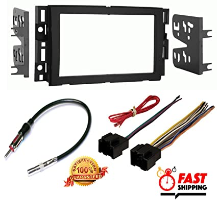 image unavailable  image not available for  color: pontiac 2005 - 2009 g6  car stereo radio cd player receiver install mounting kit
