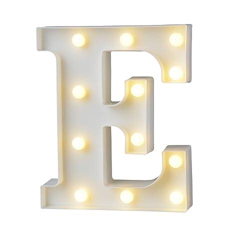 La A Alphabet Maison Lettres Lampe Bar Fete Led Pour Mariage Blanc Lettre Le Décoratione Lumières26 trCQsdhx