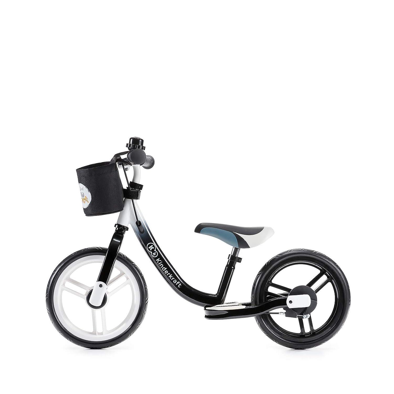 nero colore Bicicletta per bambini Kinderkraft KKRSPACBLK00AC Space