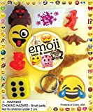 "1"" Emoji Toys & More Vending Toys - 250 (W/ Free Display)"
