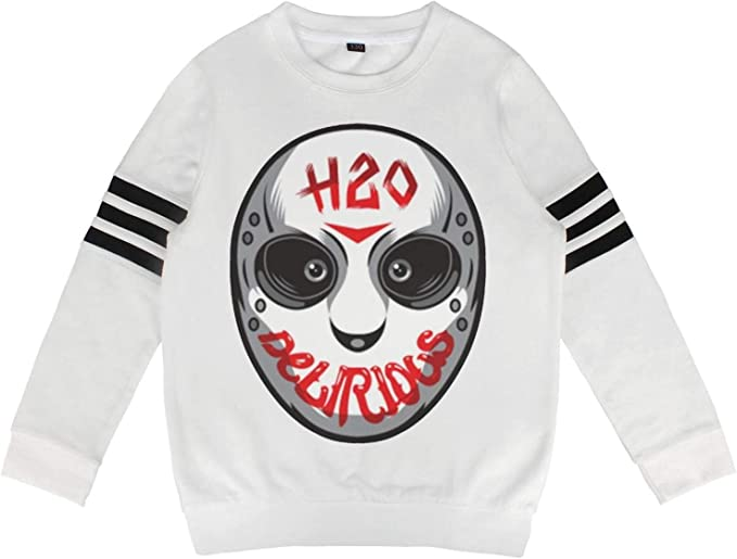 Youth Fashion Tops Boys and Girls H2O-Delirious-Game T-Shirts