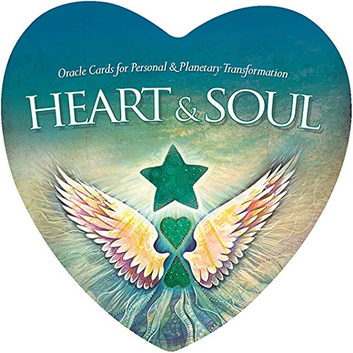 Heart and Soul Cards: Oracle Cards for Personal & Planetary Transformation (Collection Salerno)