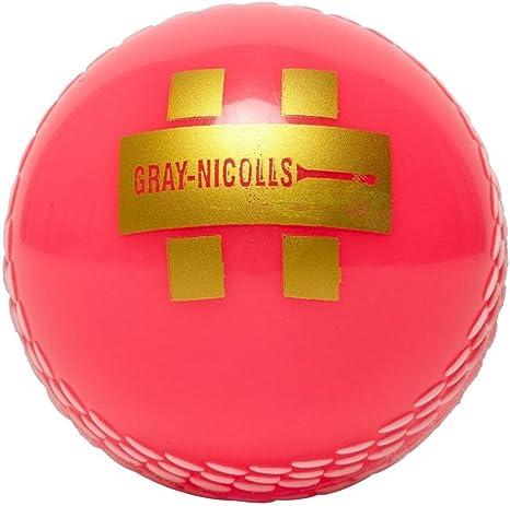GRAY-NICOLLS Velocity Bola de Cricket, Rosa: Amazon.es: Deportes y ...
