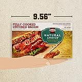 Hormel Natural Choice Fully Cooked Bacon, Original