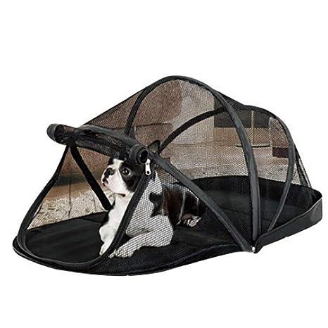 HEI SHOP Jaula portátil para Perros pequeños, Jaula, Gato, Tienda de campaña para