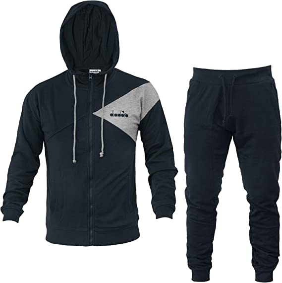 Diadora - Chandal HD FZ Cuff Suit UNBRUSHED FL Core para Hombre ES ...