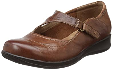 Softwalk Women's Taylor Too Mary Jane,Cognac,6.5 ...
