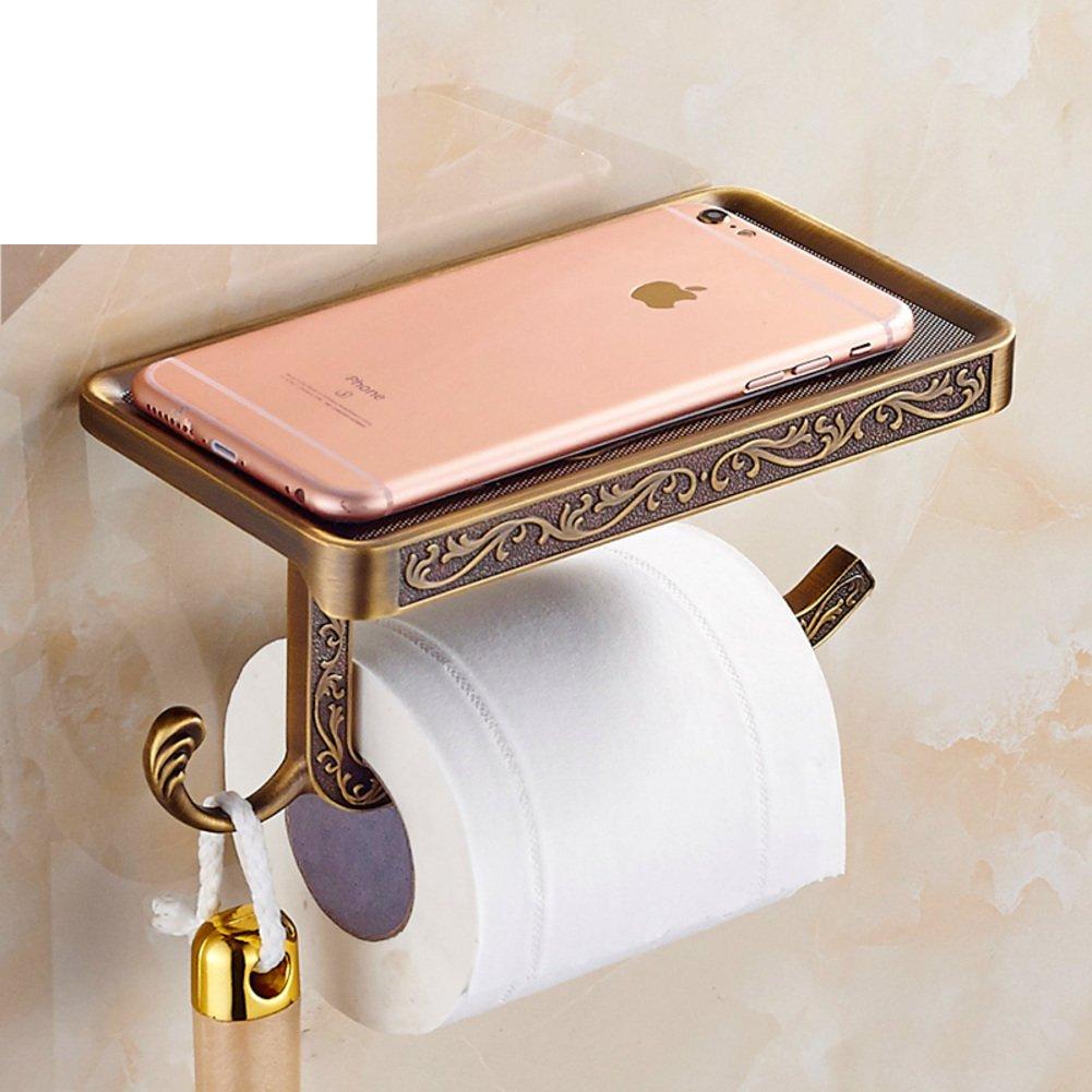 Stainless steel mobile Towel rack/Toilet paper shelf /toilet/Bathroom storage rack/ toilet roll holder/Phone Holder-I