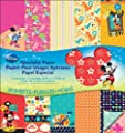 EK Success Disney Specialty Paper Pad, Mickey Family by EKS