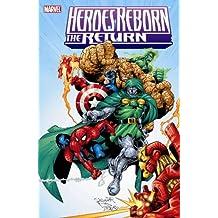 Heroes Reborn: The Return TPB