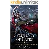 Symphony of Fates: A Legends of Tivara Story (The Dragon Songs Saga Book 4)