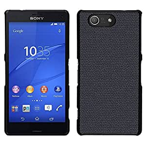 EJOY---Cubierta de la caja de protección para la piel dura ** Sony Xperia Z3 Compact ** --Simple patrón de 16