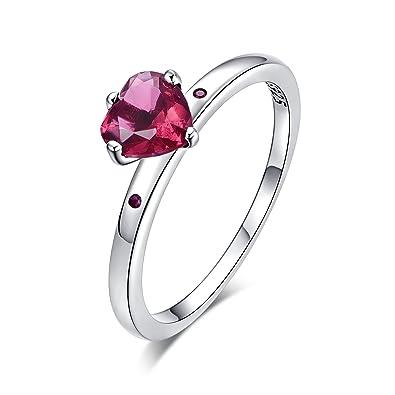 moderno ed elegante nella moda migliori scarpe da ginnastica orologio Autentico argento Sterling 925 anello you & Me anelli con ...