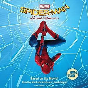 Spider-Man: Homecoming Audiobook