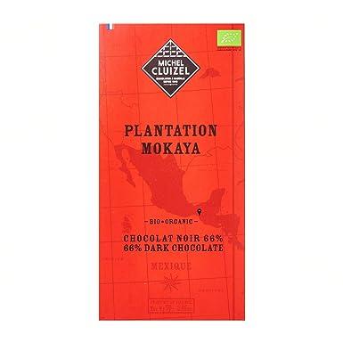 Michel Cluizel Mokaya, 66% oscuro Chocolate Bar