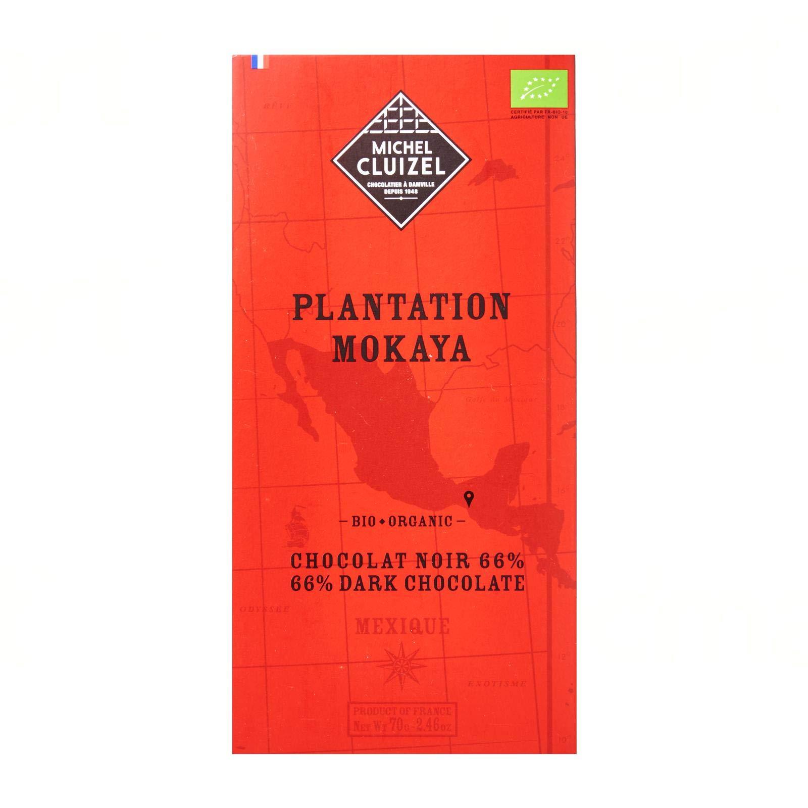 Michel Cluizel Mokaya Dark Chocolate Bar