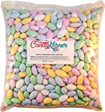 Jordan Almonds Assorted Colors-Super Fine (Best) 5lb. Box