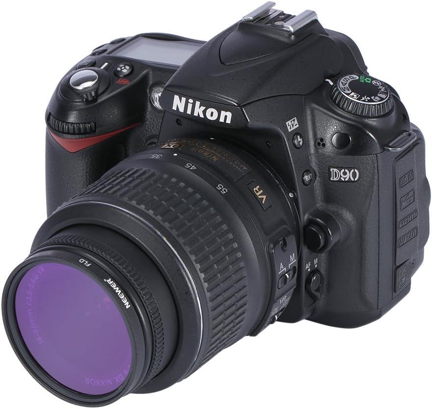 Neewer® kit de accesorios profesional para filtros de lente de 49 ...