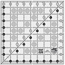"""Creative Grids 9.5"""" Square Quilting Ruler Template [CGR9]"""