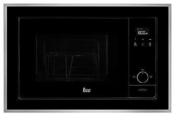 Teka ML 820 bis Microondas con grill, 1100 W, 20 litros, Otro ...