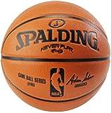 Spalding NBA Never Flat Replica Game Ball