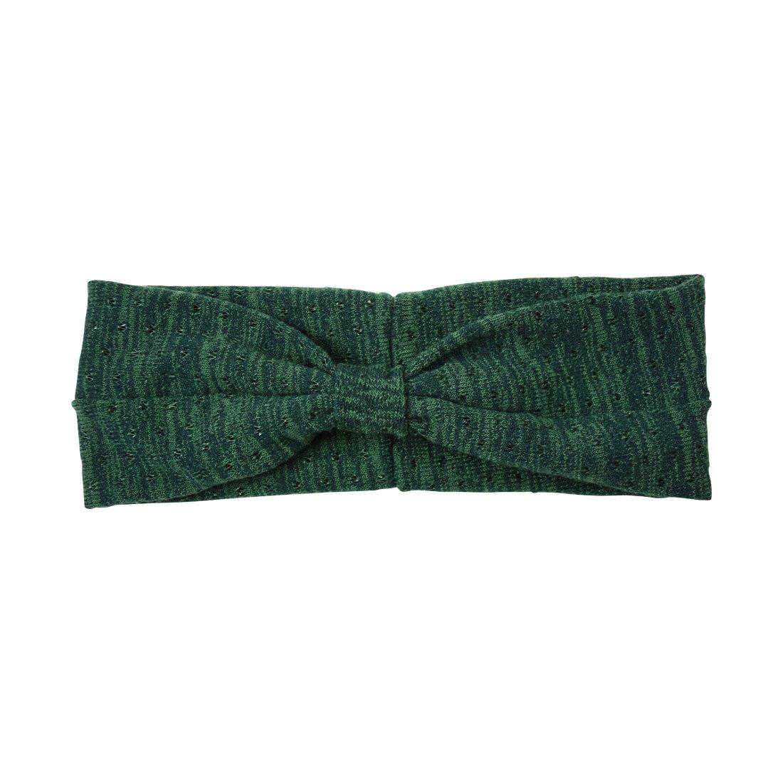 Grey Knit Winter Turband...