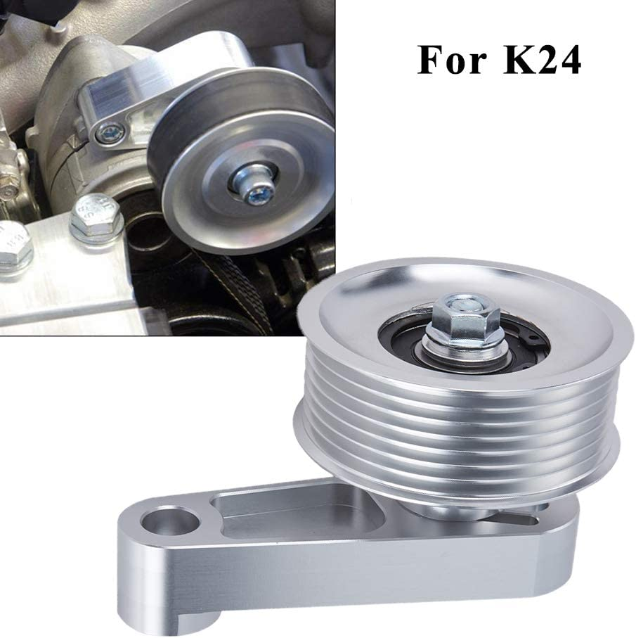 Kyostar K24 K Series Adjustable EP3 Style Idler Pulley Belt for Civic Integra