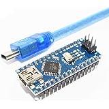 M2R Tech Arduino Nano V3 with USB Cable