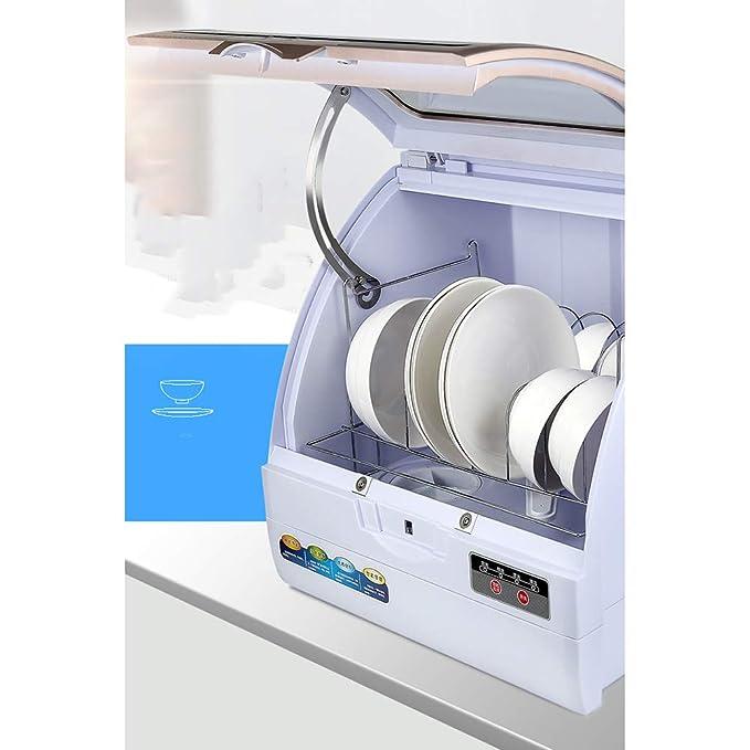 Amazon.com: STBD-Mini Desktop Dishwasher, Small Wall-Mounted ...