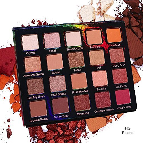 Violet Voss HOLY GRAIL Pro Eye Shadow Palette REFORMULATED A