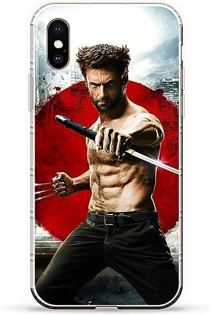Wolverine Logan iphone case