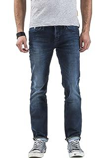 ddf2a1ea19 Meltin' Pot Maxi Skinny Jeans Uomo: Amazon.it: Abbigliamento