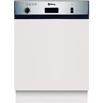 Balay 3VI241XD Semi-incorporado 12cubiertos C lavavajilla ...
