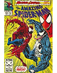 Amazing Spider-Man, The #378 VF/NM ; Marvel comic book