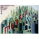 Metropolis Poster (69cm x 93cm) + Ü-Poster