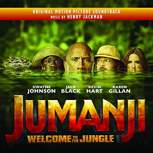 Jumanji: Welcome to the Jungle (Original Soundtrack)