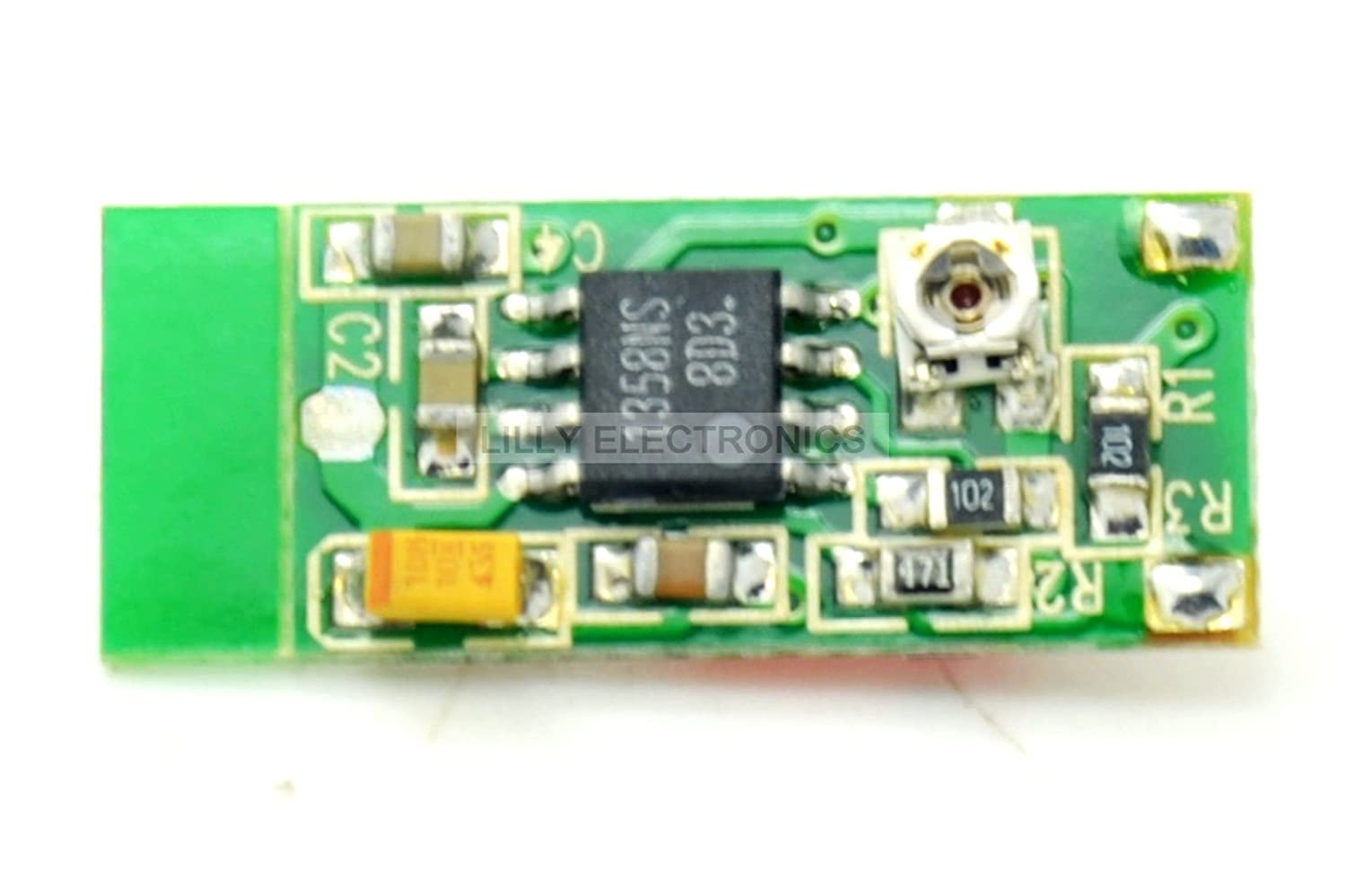 Q-BAIHE Power Supplier Driver Board For 808nm 980nm Laser Diode Module DR-808-50-300MA