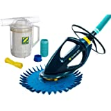 BARACUDA G3 W03000 Advanced Suction Side Automatic Pool Cleaner with Additional Diaphragm and Leaf Canister