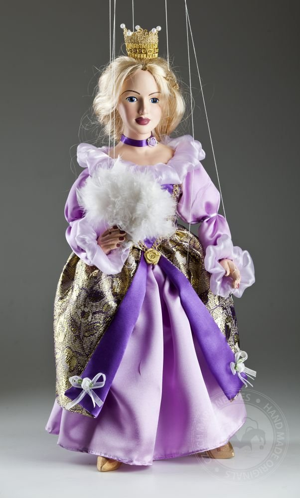 Princess Charlotte Marionette