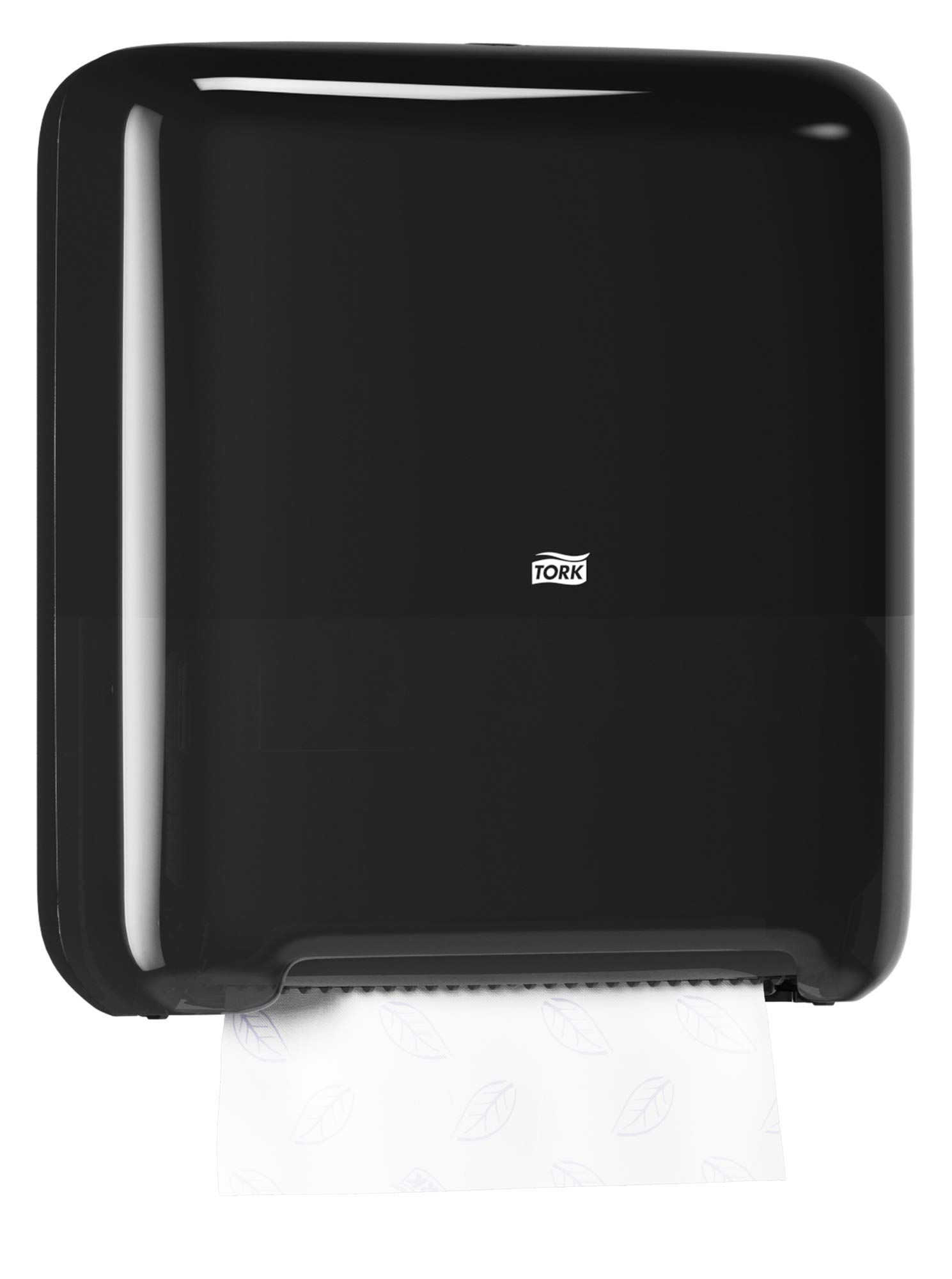 Tork 5510282 Elevation Matic Paper Hand Towel Roll Dispenser, 14.65'' Height x 13.2'' Width x 8.1'' Depth, Black (Case of 1 Dispenser) by Tork (Image #10)