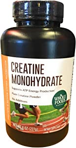 Whole Foods Market, Powder Creatine, 8 Ounce