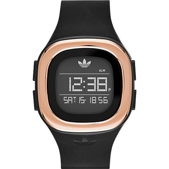 adidas de Reloj de Pulsera Digital de Cuarzo Silicona adh3085: Amazon.es: Relojes