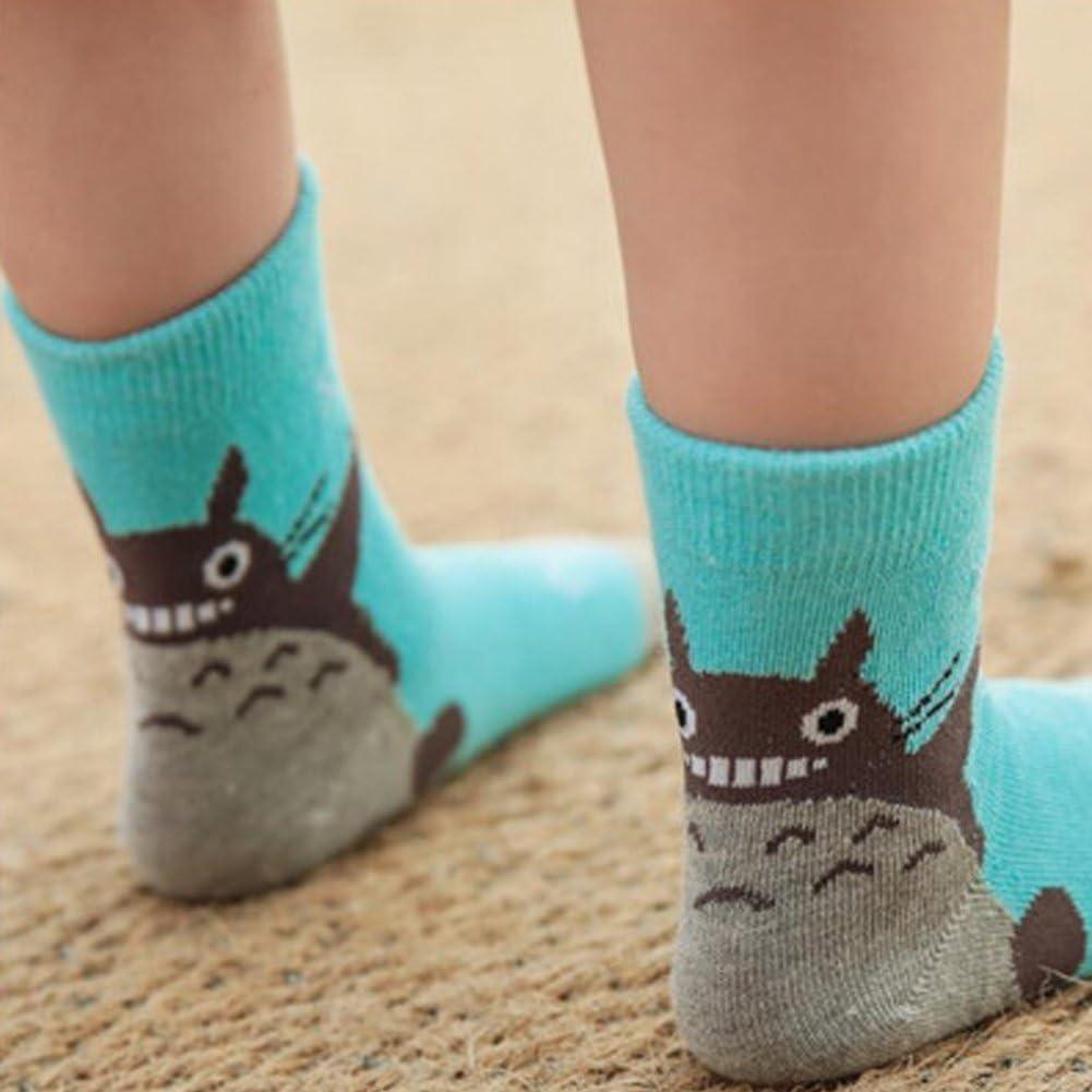 Argyle Plaid Patterned Little Kids Ankle Socks Girl Boys Cotton Cartoon Crew Socks Toddler Stockings Pack of 5 3-5 Years Old