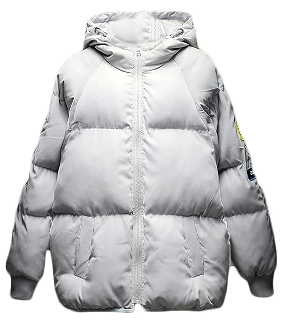 Adriat Mens Big and Tall Thicken Warm Puffer Winter Outwear Parka Coat
