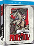 Fairy Tail: Collection Eleven (Blu-ray/DVD Combo)
