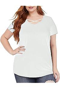 aaf3eb1c Plus Size Maternity Clothing | Amazon.com