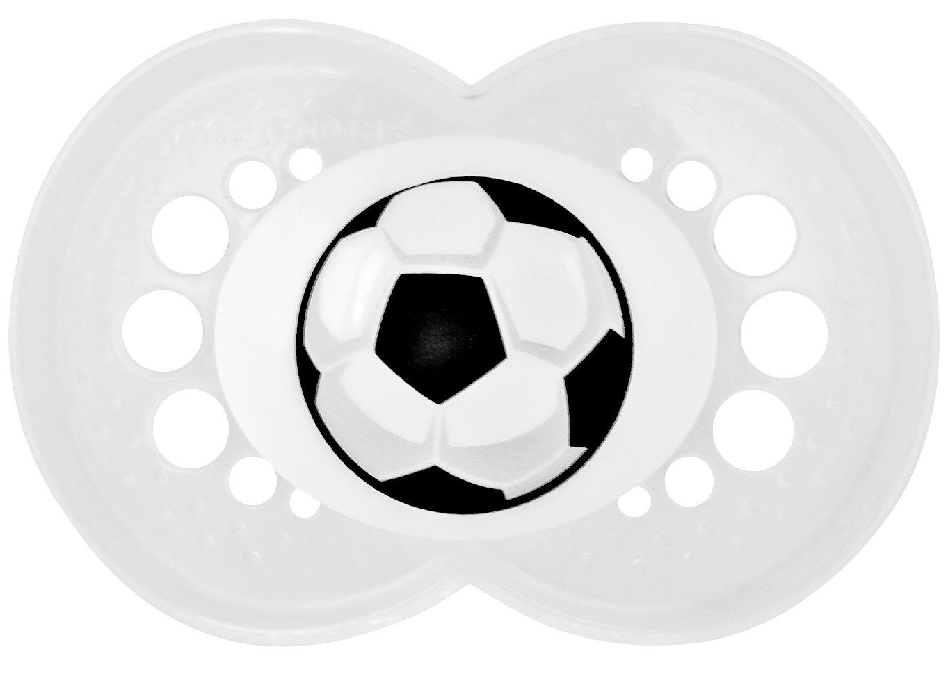 Mam Juego - Original silicona DFB Chupete doble paquete ...