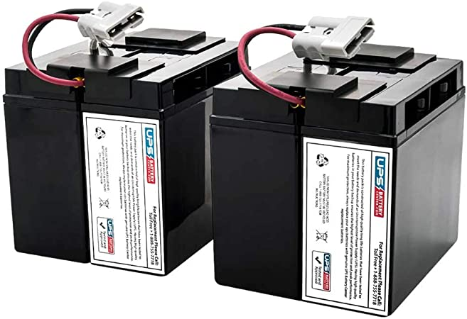 APC Smart-UPS XL 2200VA 208V SU2200XLTX153 Compatible Replacement Battery Pack by UPSBatteryCenter